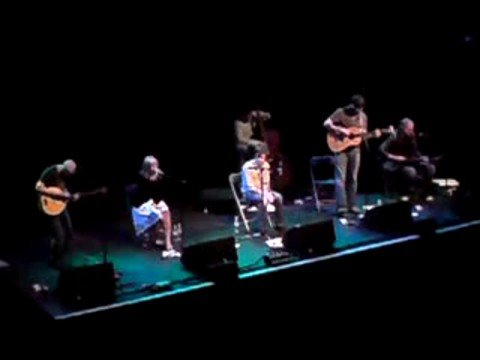Roddy Woomble - Waverly Steps - Old Fruitmarket - Oct 08