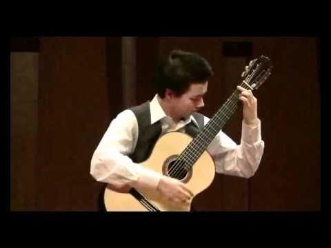 Joaquin Rodrigo - Tres piezas espanolas - ii) Passacaglia