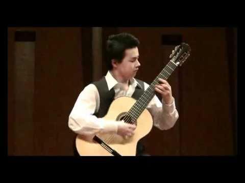 Joaquin Rodrigo - Tres piezas espanolas - i) Fandango