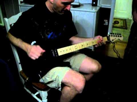 """Voodoo Hodown recording """"Fallen"""" PT5"""