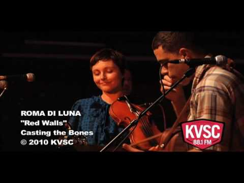 Roma di Luna - Red Walls (LIVE)