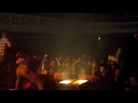 "Every Time I Die ""Roman Holiday"" Live in SF"