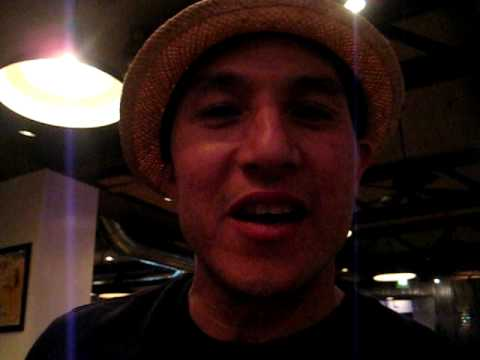 Christian Hosoi with Ron Emory, His take on Walk that Walk