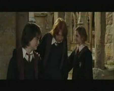 Just The Way You Are (Harry/Ron)