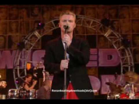 Ronan Keating - When You Say Nothing At All - Live
