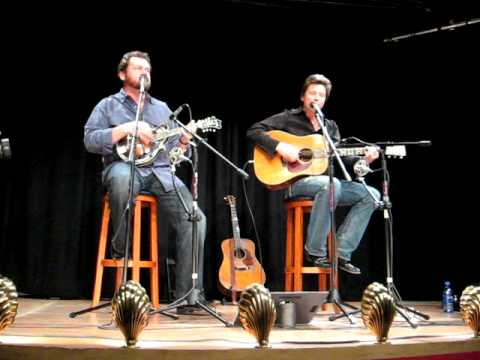 "Dan Tyminski & Ronnie Bowman ""Hobo Blues"" 2 19 2010"