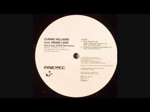 Cunnie Williams feat Monie Love - Saturday (Alex Gaudino And Jason Rooney Remix)
