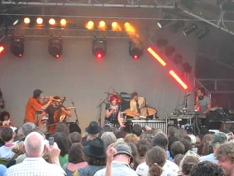 Kyteman & Roosbeef op Oerol 2009