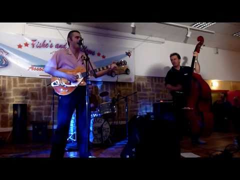 "Al Willis & The New Swingsters - Heart of a Fool - "" Eddie Cochran "" -"