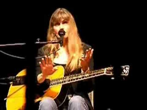 Rory Block Live at Natchel Blues Network`s Hampton Acoustic Blues Revival April 21,2007 Video 1