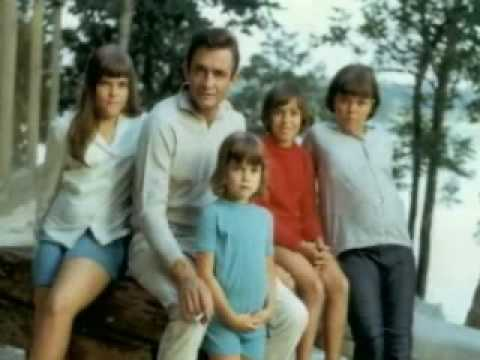 September When It Comes - Rosanne Cash with Johnny Cash