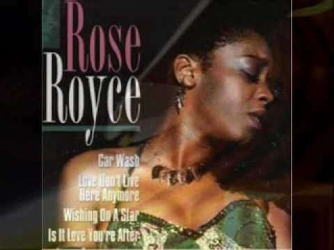 Rose Royce - Love don`t live here anymore