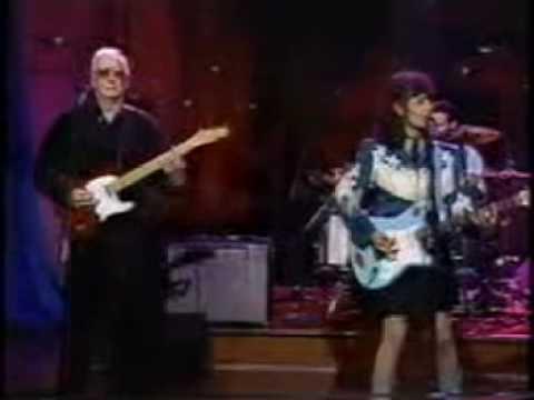 Sonny Burgess & Rosie Flores