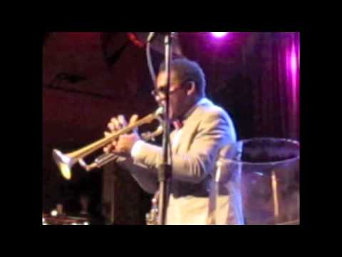 Roy Hargrove live in Seattle Part 1