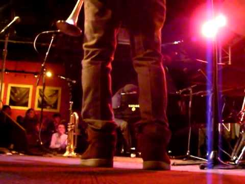 Roy Hargrove - Strasbourg St Denis - Live New Morning 31th march 2009