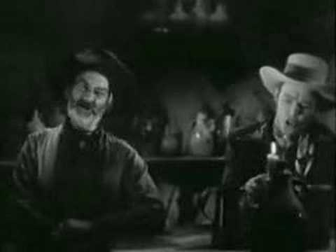 Roy Rogers & Gabby Hayes - We`re Not Comin Out Tonight