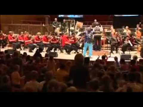 Royal Liverpool Philharmonic Orchestra with Dave Benson Phillips