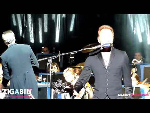 Sting - Every Breath You Take - HD!