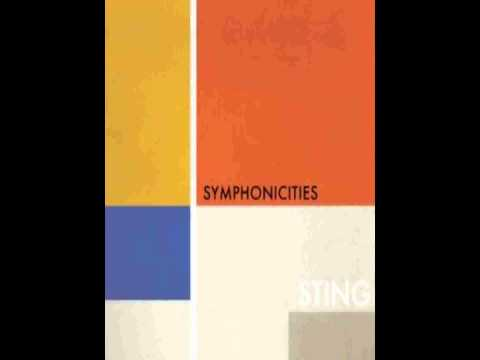 "Sting-Englishman in new york ""Symphonicities"""