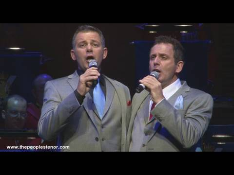 "John & Moray Innes, Help for Heroes Concert ""My Way"""
