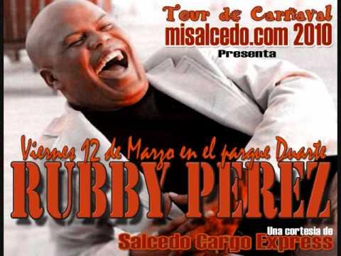 Rubby Perez Te Amo Nueva 2010