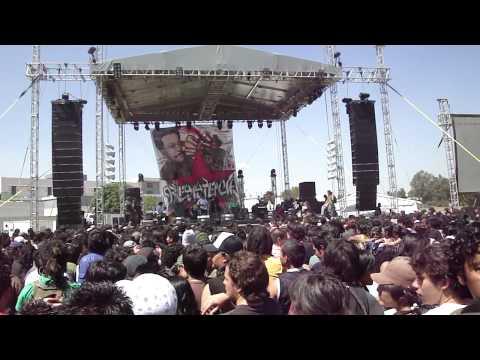 Hoppo - Alfonsina y el Mar en el Festival de las Resistencias 2010
