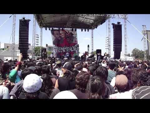 Hoppo - Dale Tu Mano al Indio en el Festival de las Resistencias 2010