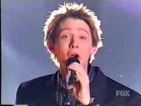 Clay Aiken - On the wings of love (with Locke, Studdard)