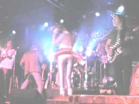 Rubix Kube @ The Crazy Donkey 07/12/08