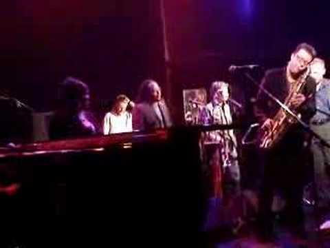 "Ruby Turner and Jools Holland : Concert - ""Honey Hush"" {Paris}"