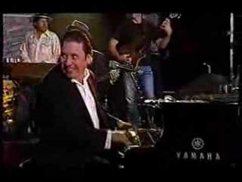 "Ruby Turner and Jools Holland : Concert/TV Clip - ""Honey Hush"" {Brecon Jazz Festival}"