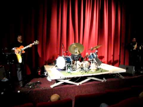 Rudresh Mahanthappas Indo-Pak-Coalition - Live at Moviemento Linz 2010 01 25 - Part01