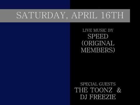 SPEED REUNITES FOR ONE NIGHT ONLY on April 16th, 2011