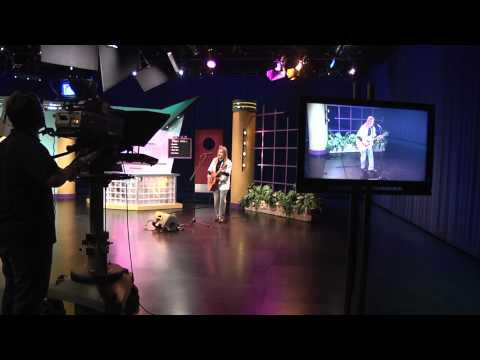 Russ Baum on the Weekly Special TV show WTIU