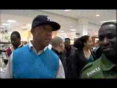 "Russell Simmons speaks about ""Make it Rain in the HOOD"""