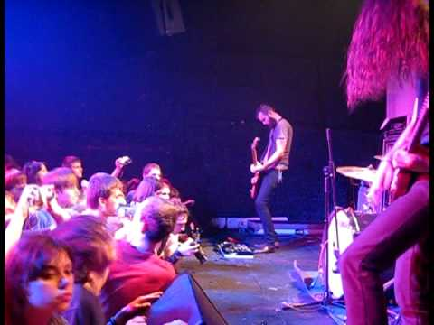 RUSSIAN CIRCLES - Station (end), Russia, Moscow