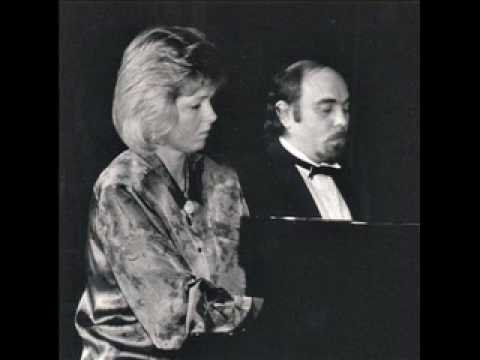 M. Glinka Capriccio on russian themes Piano Duo Tatjana & Leonid Schick