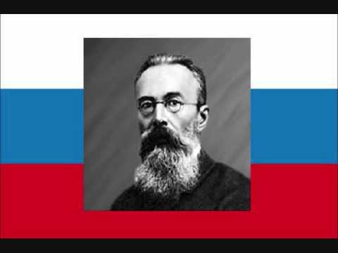 Nikolai Rimsky-Korsakov - Russian Easter Festival Overture Op.36 PART 1 of 2