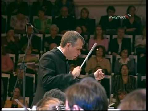 BACH, Toccata and Fugue d-moll, Pletnev, RNO. 2009