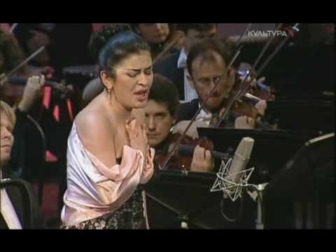 "Rachmaninoff ""Aleko"", Duet & Сavatina. RNO, Pletnev, Dhziioeva, Leiferkus"