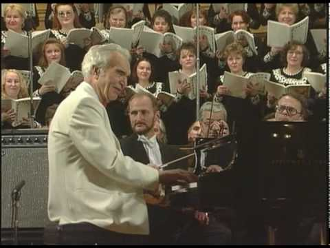 Dave Brubeck Quartet & RNO To Hope! A Celebration Mass Moscow 1997