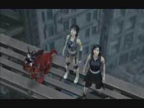 "FFVII Advent Children: ""Rock Like War"" (Rustic Overtones)"