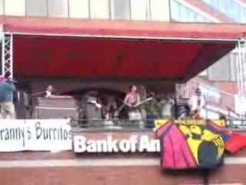 Rustic Overtones - My Dirt (live)
