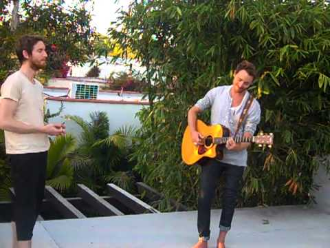 ry cuming and Jesse Charmichael from Maroon5 playing `Home`.MP4