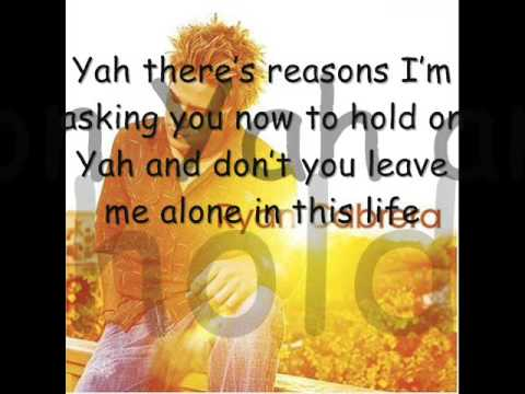 Ryan Cabrera - Reasons (lyrics)