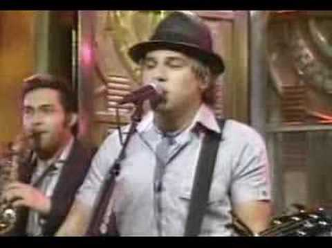 ryan cabrera - shine on (regis and kelly)