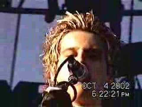 Ryan Cabrera - On The Way Down