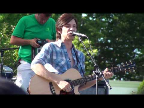 Alex Band - Wherever You Will Go (Boise Music Festival) - 7/24/10 - Ann Morrison Park