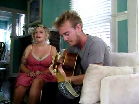 Drew Ryan w/ Marion Powers covering `Bring It On Home/Trouble In Mind`