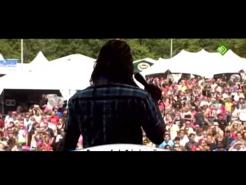 Pinkpop 2010: Ryan Shaw